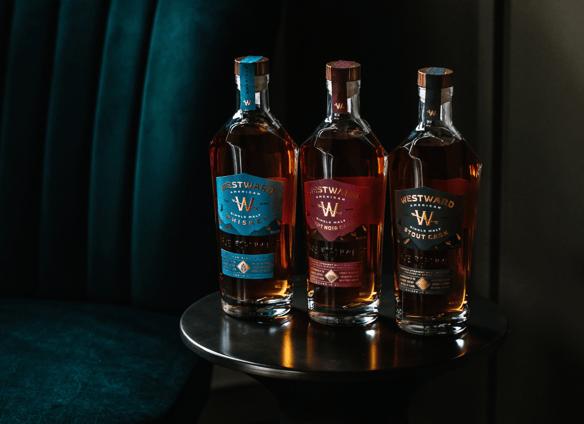 Westward Whiskey American Single Malt