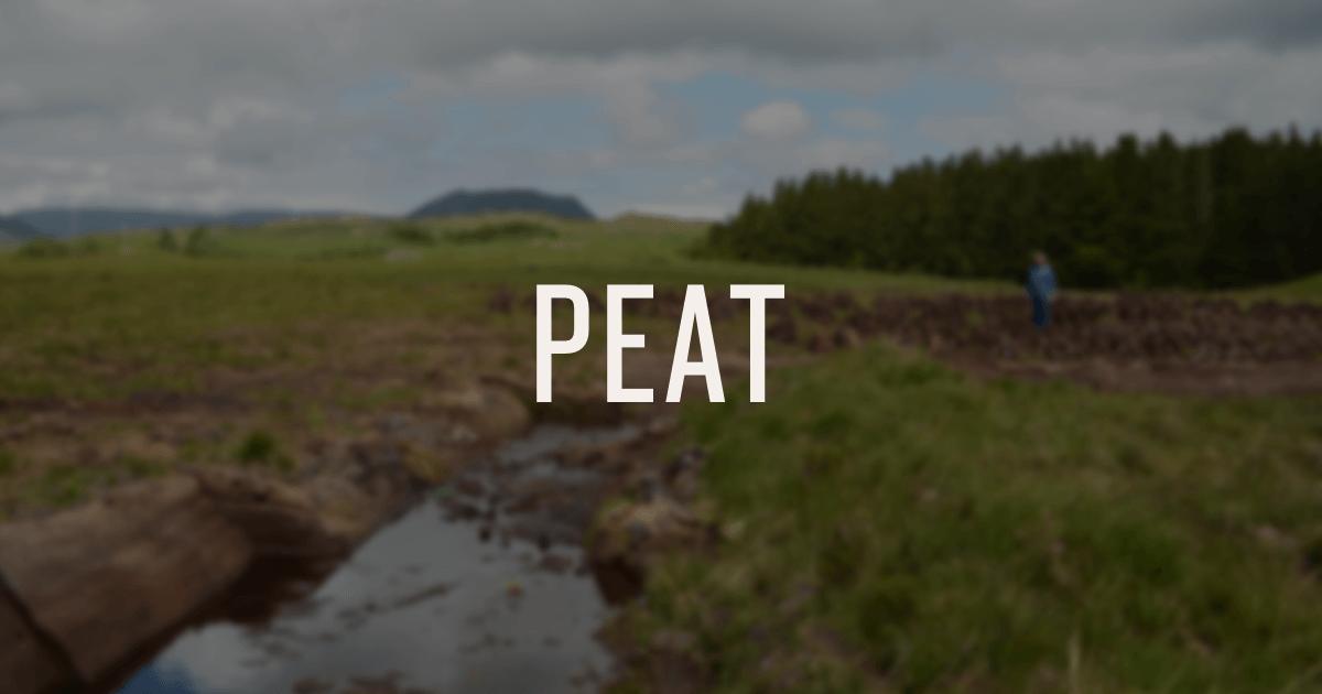 American Single Malt Peat
